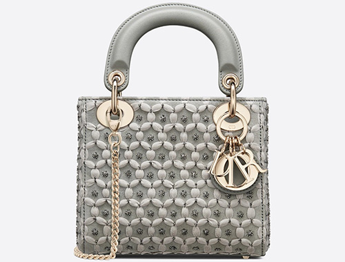 Lady Dior Stone And Beads Bag thumb
