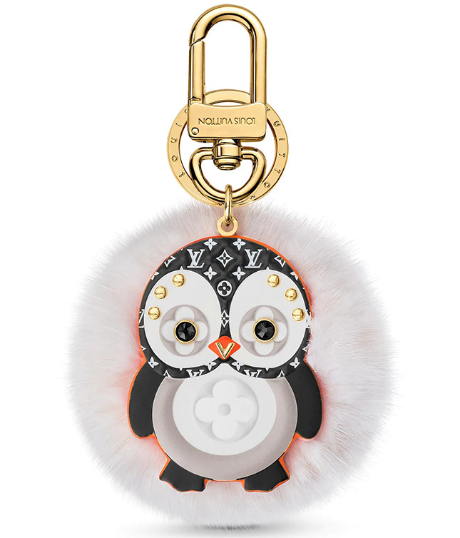 Louis Vuitton Animal Bag Charm And Key Holders