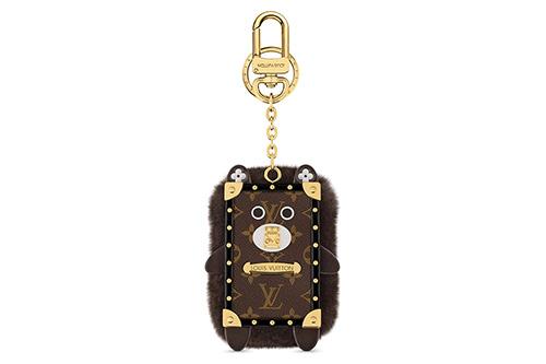 Louis Vuitton Animal Bag Charm And Key Holders thumb