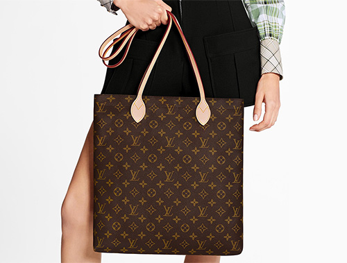 Louis Vuitton Carry it Bag thumb