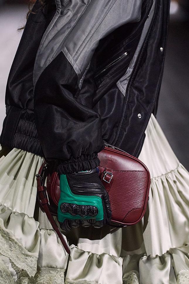 Louis Vuitton Fall Runway Bag Collection