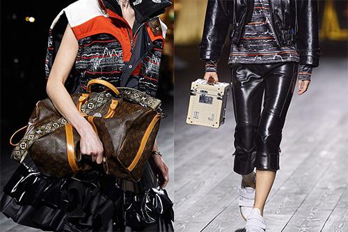 Louis Vuitton Fall Runway Bag Collection thumb