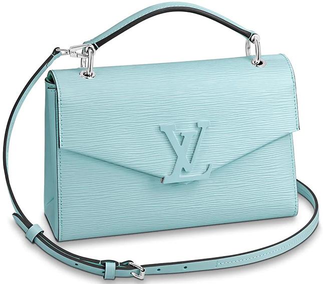 Louis Vuitton Grenelle Pochette Bag