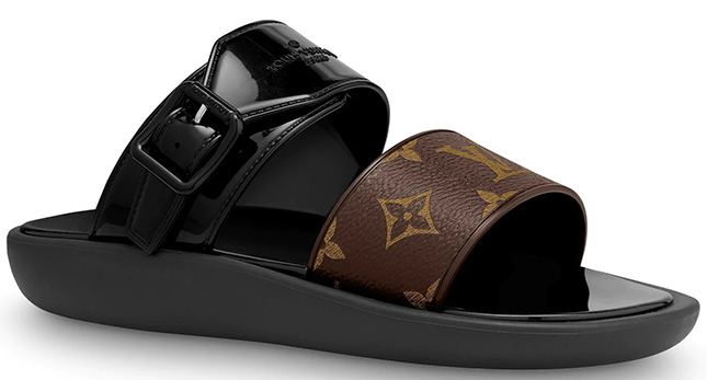 Louis Vuitton Rain Shoes Collection