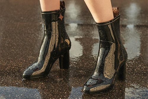 Louis Vuitton Rain Shoes Collection thumb