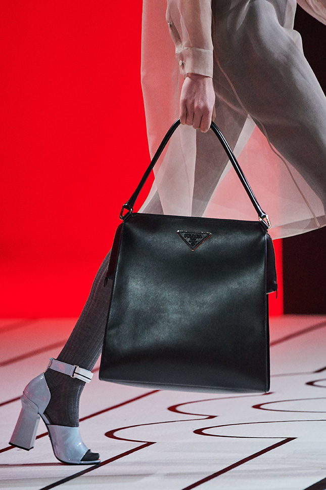 Prada Fall Runway Bag Collection