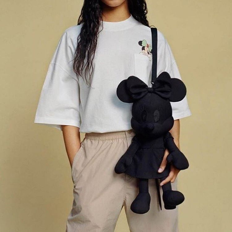 Uniqlo x Disney Love Minnie Mouse Collection by Ambush MINNIE BAG JAPAN