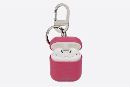 Dior Grained Calfskin Airpods Cases thumb