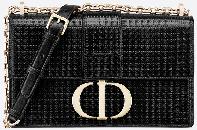 Dior Micro Cannage Montaigne Bag