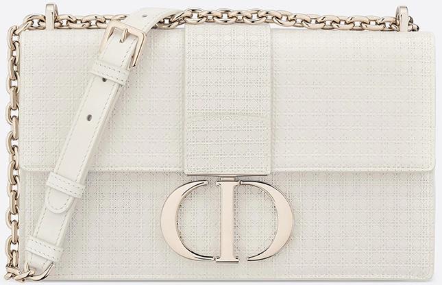 Dior Micro Cannage Montaigne Bag