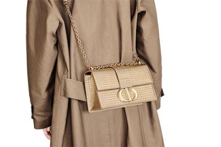 Dior Micro Cannage Montaigne Bag thumb