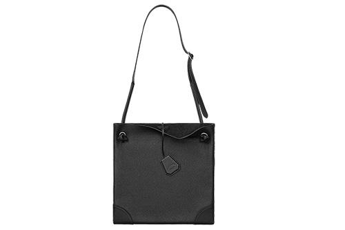 Hermes SilkyCity Bag in Leather thumb