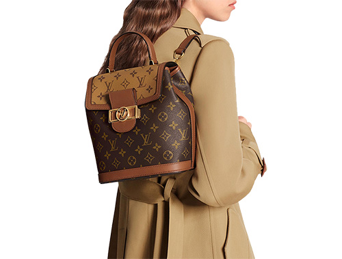 Louis Vuitton Dauphine Backpack thumb