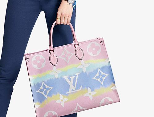 Louis Vuitton Shibori Bag Collection thumb