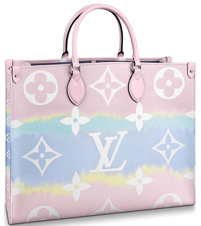 Louis Vuitton Shibori Bag Collection