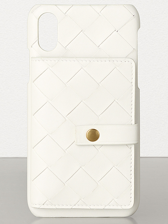 Bottega Veneta iPhone Case With Mini Pouch