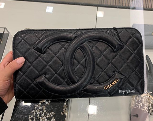 Chanel Coco Midnight Clutch Bag thumb