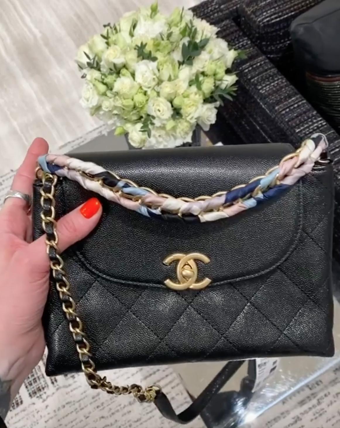 Chanel Envelope Bag