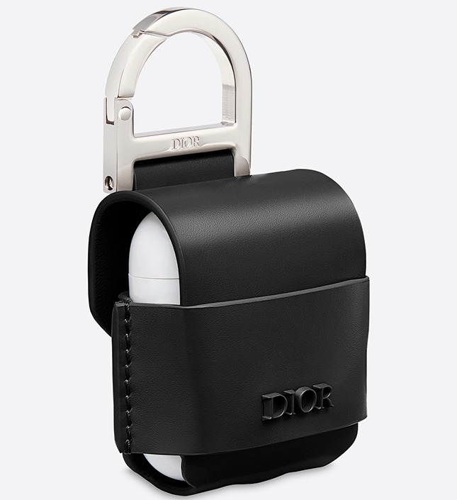 Dior Calfskin Airpods Pro Flap Case