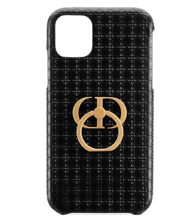 Dior Stardust Microcannage Montaigne iPhone Cases