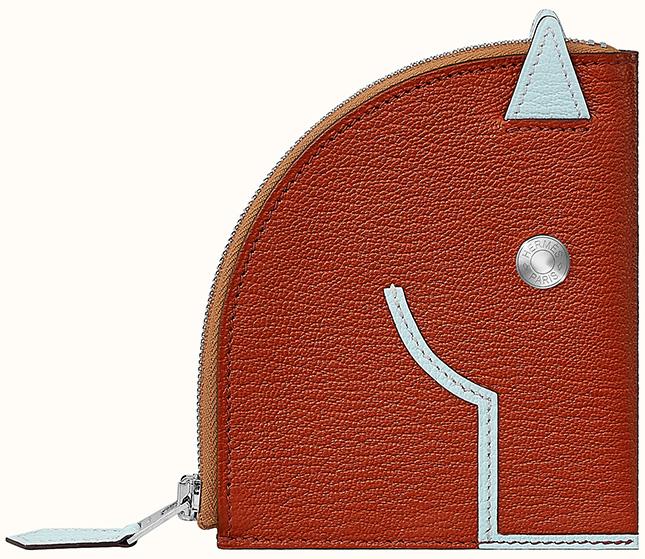 Hermes Paddock Change Purse