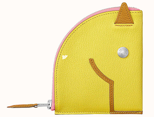 Hermes Paddock Change Purse thumb