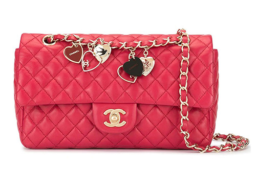 How To Find The Chanel Valentine Bag thumb