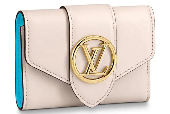 Louis Vuitton Pont Compact Wallets
