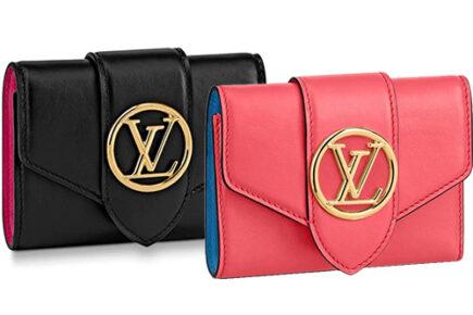 Louis Vuitton Pont Compact Wallets thumb