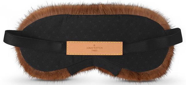 Louis Vuitton Sleep Mask