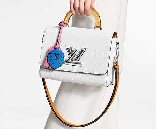 Louis Vuitton Twist Short Handle Bag thumb
