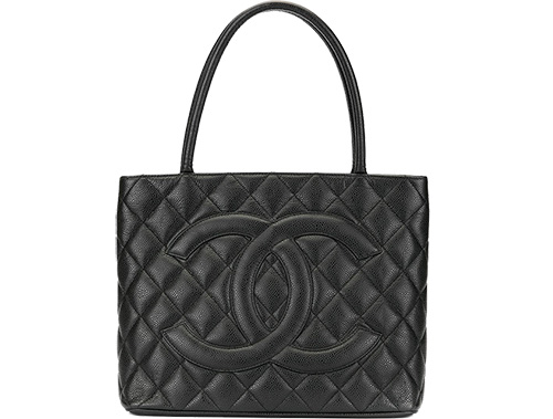 The Story Of Chanel Medallion Bag thumb