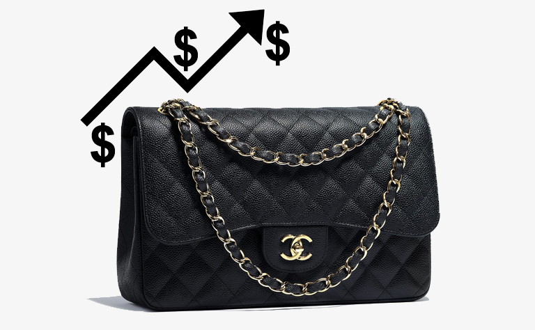 chanel price increase front image