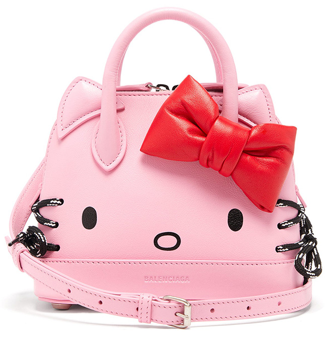 Balenciaga x Hello Kitty Bag Collection