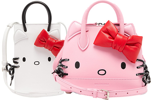 Balenciaga x Hello Kitty Bag Collection thumb