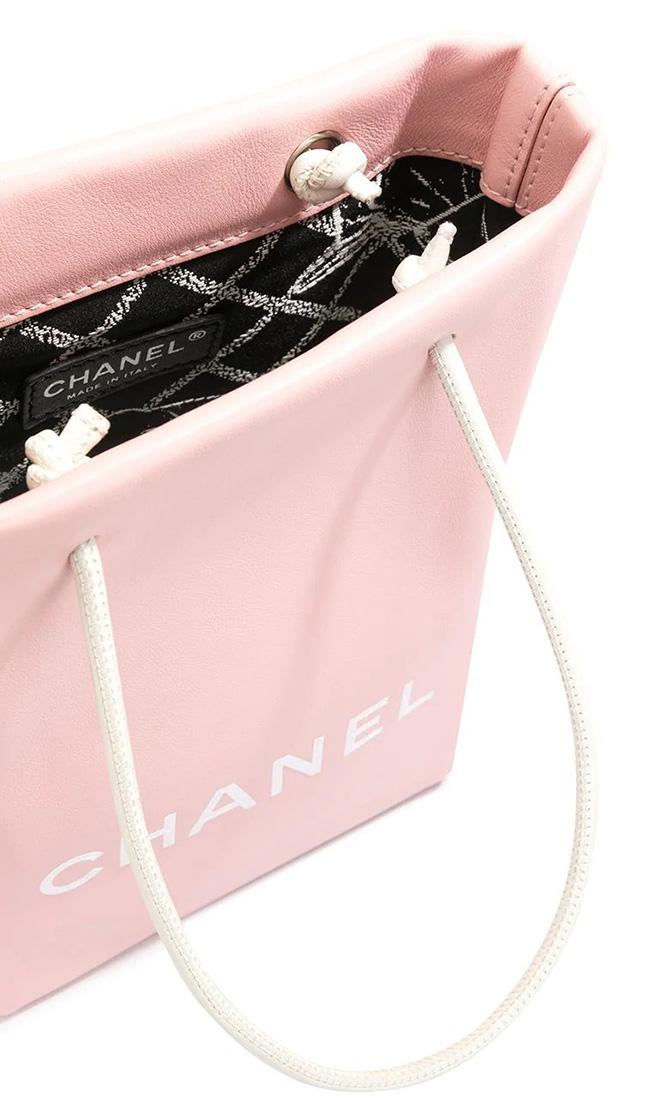 Chanel North South Shopping Bag