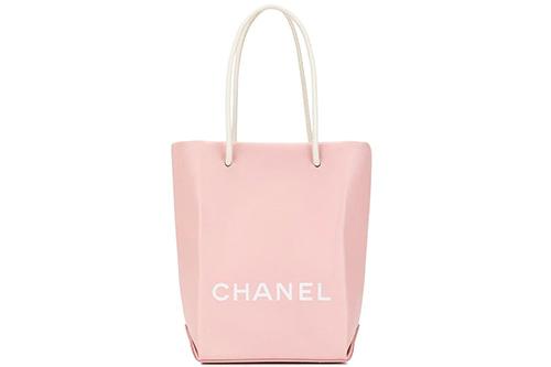 Chanel North South Shopping Bag thumb