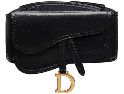 Dior Saddle Belt Bag Style thumb
