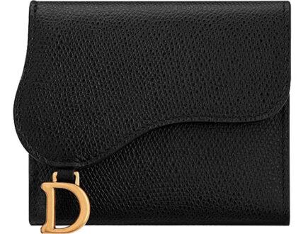 Dior Saddle Lotus Wallet thumb