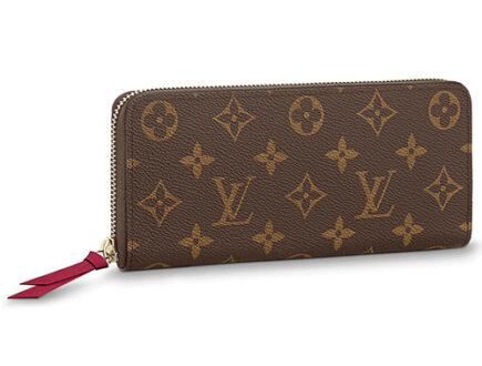 Louis Vuitton Clemence Wallet thumb