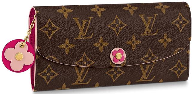 Louis Vuitton Emilie Wallets