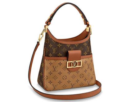 Louis Vuitton Hobo Dauphine Bag thumb