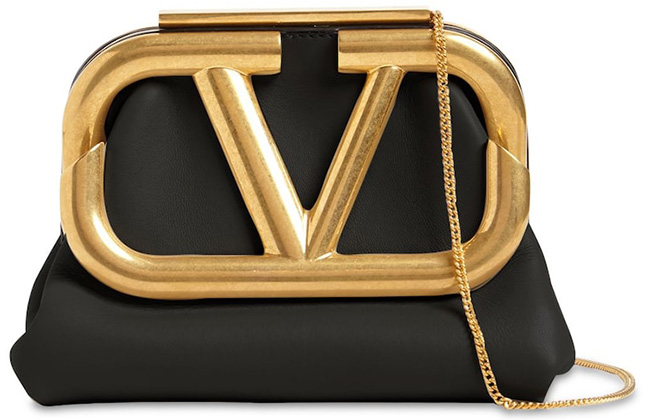 Valentino Mini Super Vee Bag