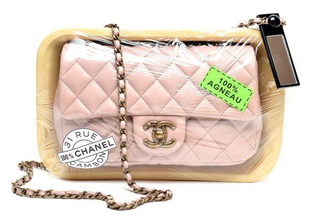 Why A Chanel Shopping Basket Bag Costs USD pre owned