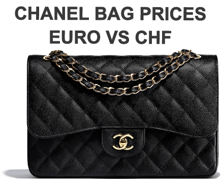 chanel bag prices vs euro chf thumb