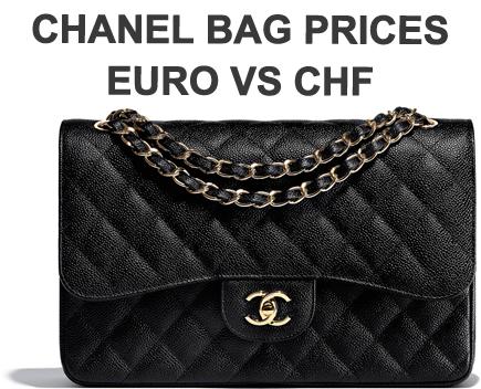 chanel bag prices vs euro chf thumb