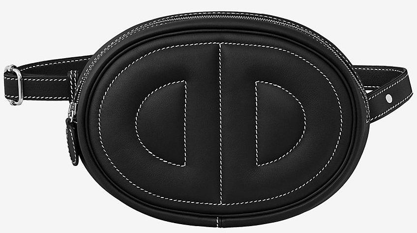 in the loop belt bag CK front