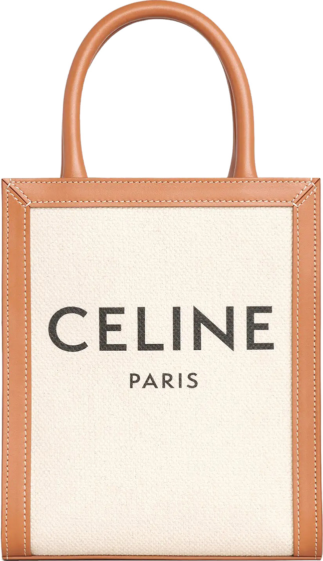 Celine Mini Vertical Cabas Bag