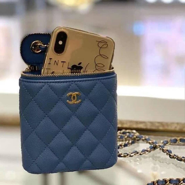 Chanel Flat Box Case