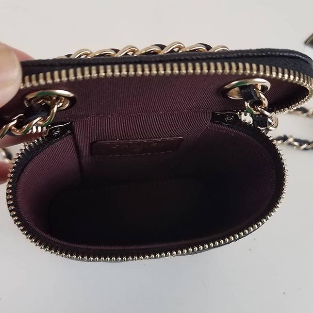Chanel Flat Box Case